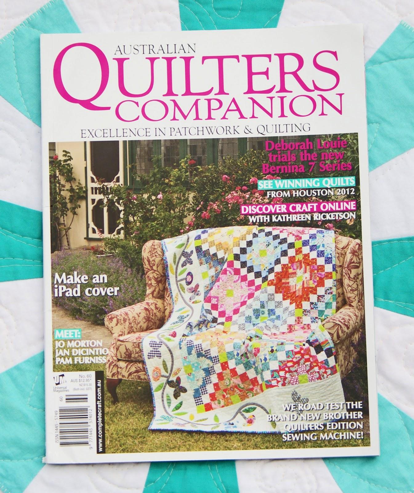 australian quilters companion magazine pdf