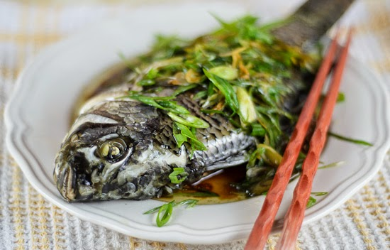 Fish recipes in urdu pinoy chinese for kids easy with for Steamed whole fish