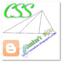 Tạo hình tam giác với CSS