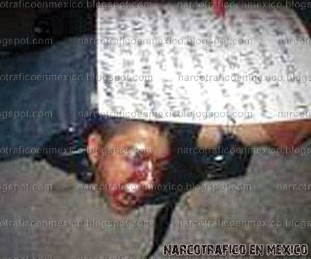 Garcia Montoya beheaded 24 laborers in the La Marquesa area of Mexico