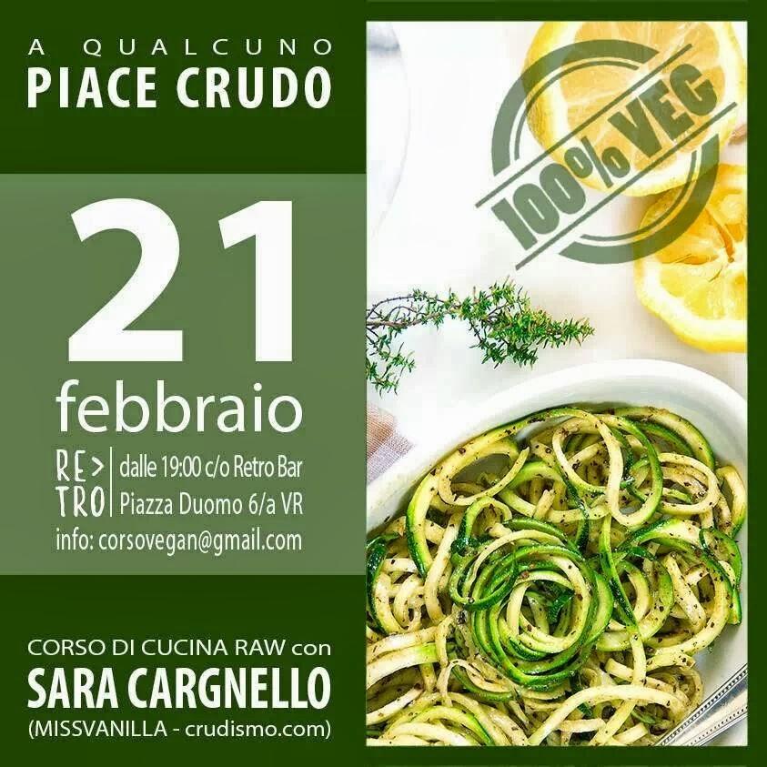 Verona eventi venerd 21 febbraio - Corsi di cucina verona ...