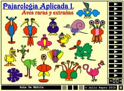 http://gerardodiegoaulademusica.blogspot.com.es/2010/03/pajarologia-aplicada.html