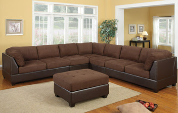 Modular Sectional Sofas Help Create Your Ideal Living Room Arrangement
