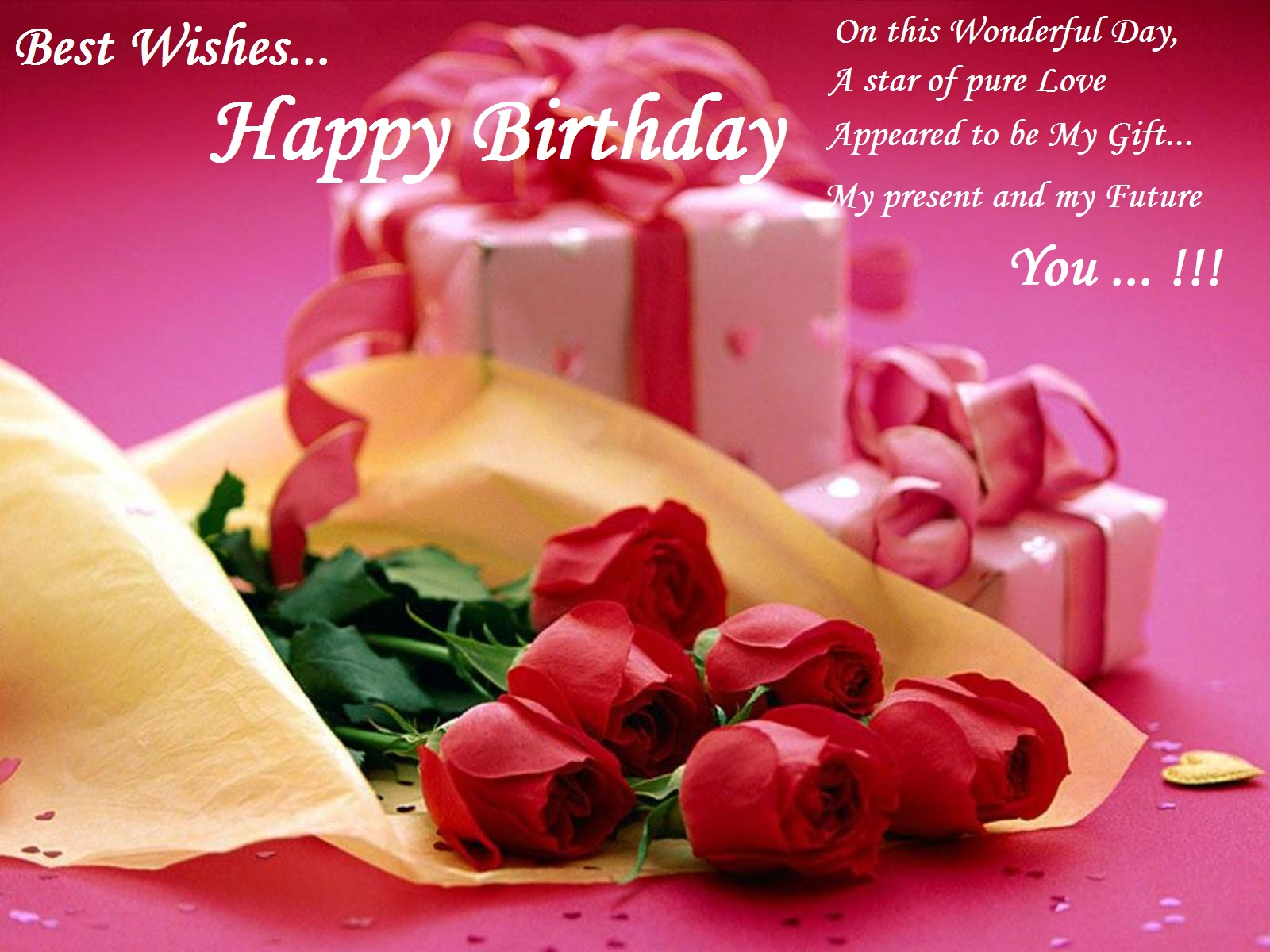 Birthdaywishescakesmessagesquotes birthday wish loving and near one also impress with beautiful birthday wishes messages and greetings online make their special day birthday very special m4hsunfo