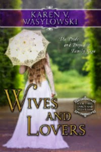 """Wives and Lovers"" $3.99! 5 Star reviews!!!!"