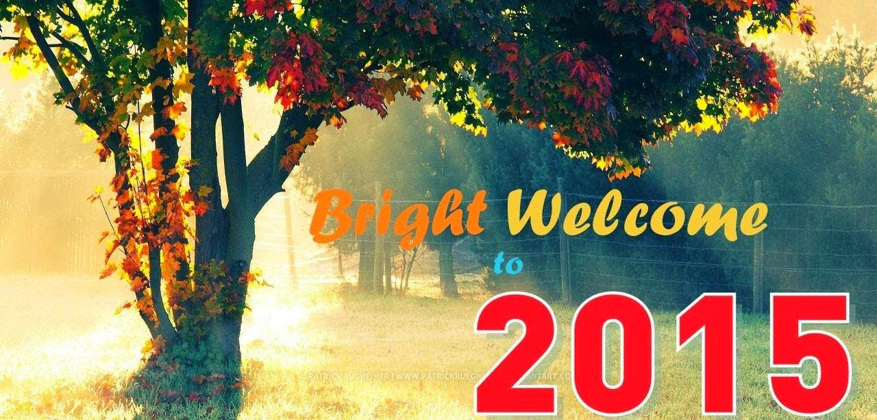 Latest Beautiful Happy New Year 2015 Wishes – Download Images