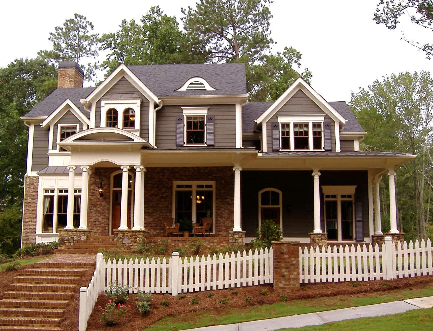 Ver fotos de casas bonitas escoja y vote por sus fotos de - Casas de ladrillos ...