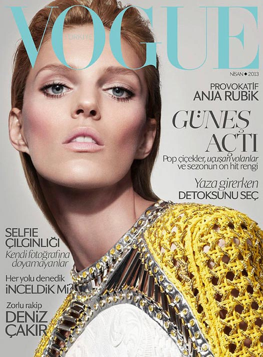 vogue turkey april 2013
