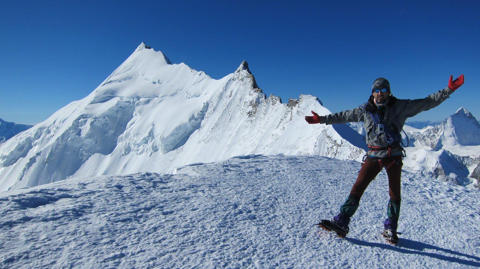 Vídeo : Ascesnsió al Bishorn