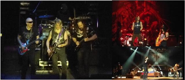 Ranking Mejores Conciertos de Hard Rock y Heavy Metal en Venezuela 2012
