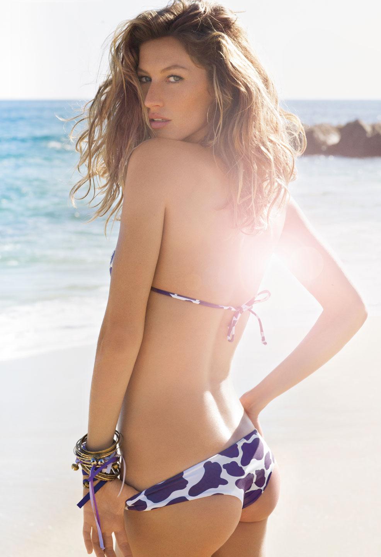 Gisele Bundchen Bra Size, Measurements And Hair : Profile, Hot Body ...