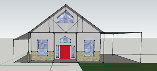 Barn House Plans with Wrap around Porch