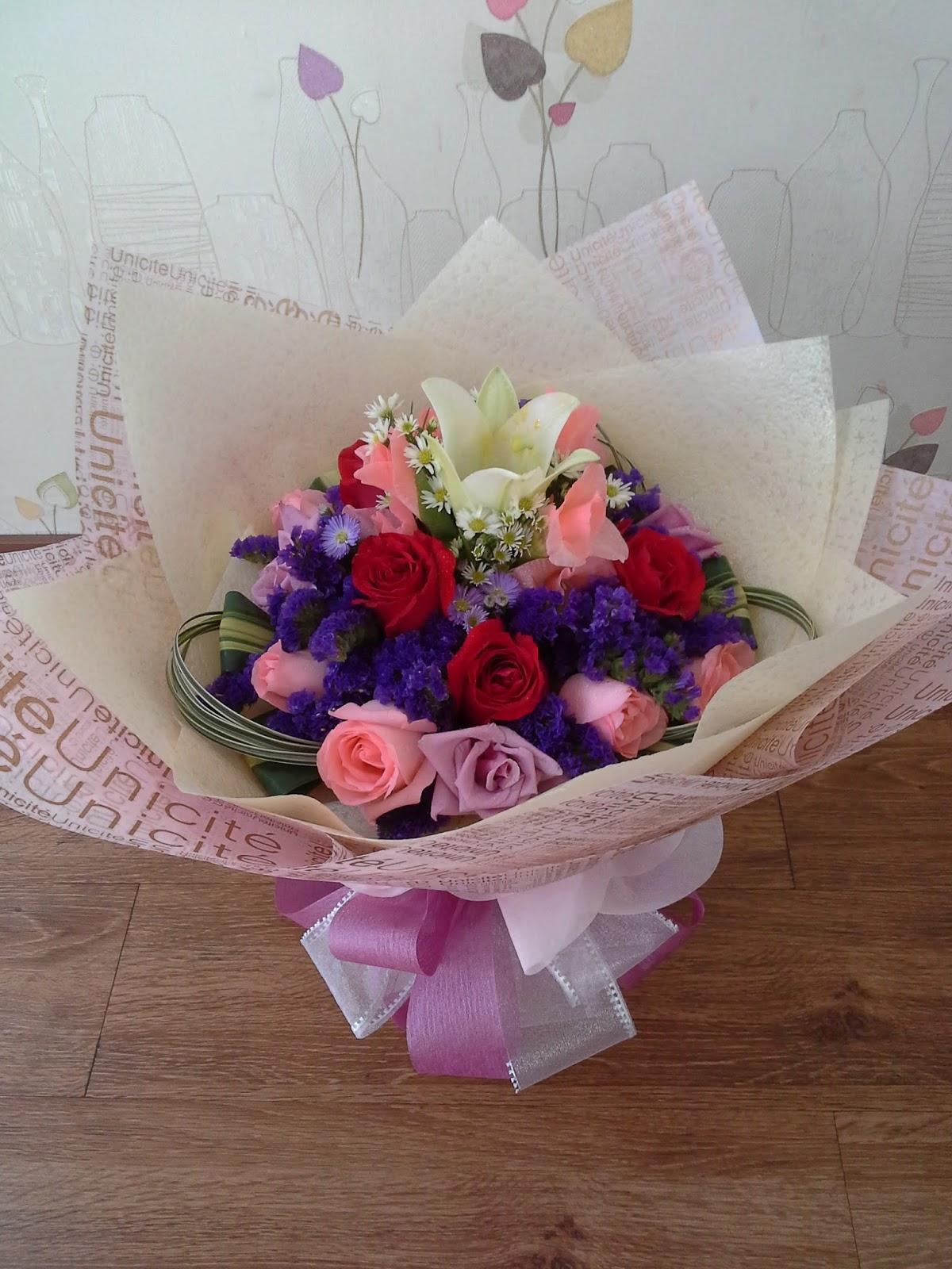 Ipoh florist yen floral053120394 47lebuh lapangan siber 1bandar fresh flowers handbouquet design izmirmasajfo
