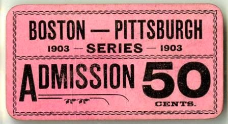 Image result for boston win baseball first world series 1903