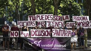 SOMOS sindicalistas a favor de la sanidad universal