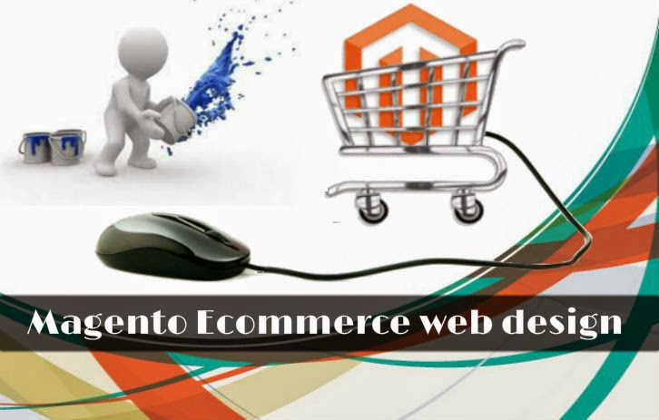 Magento Ecommerce Website Design Services