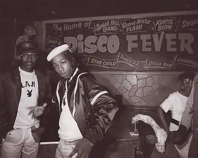 El Hip hop a finales de los 70 y principios de los 80