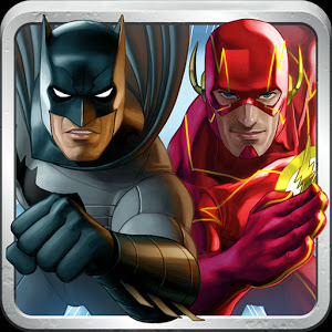 Batman & The Flash: Hero Run Hile Apk