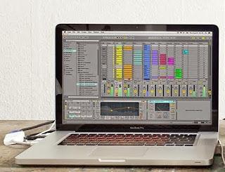 ableton Aplikasi untuk membuat lagu