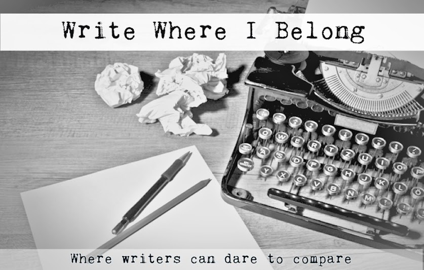 Write Where I Belong