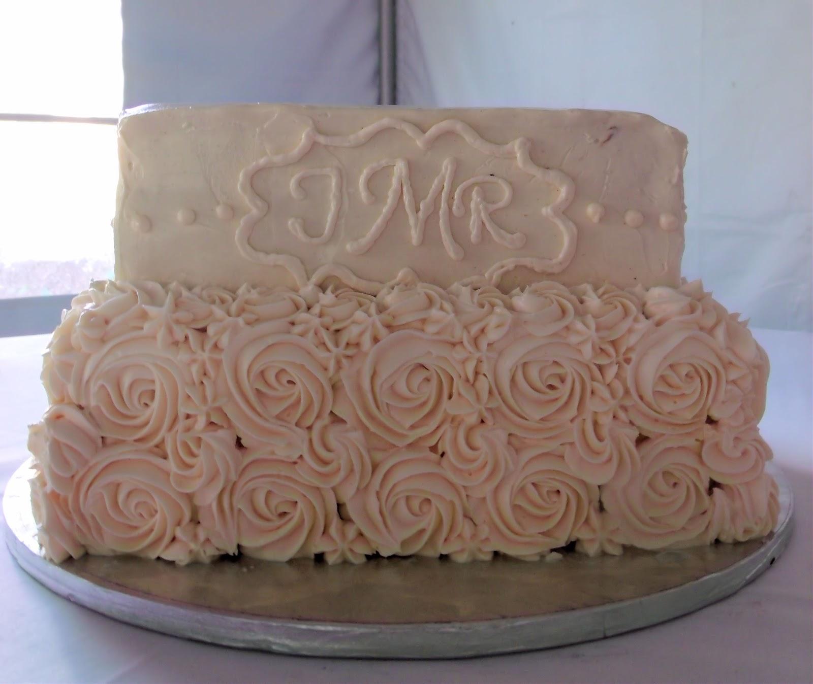 Faughnd Cakes Wedding