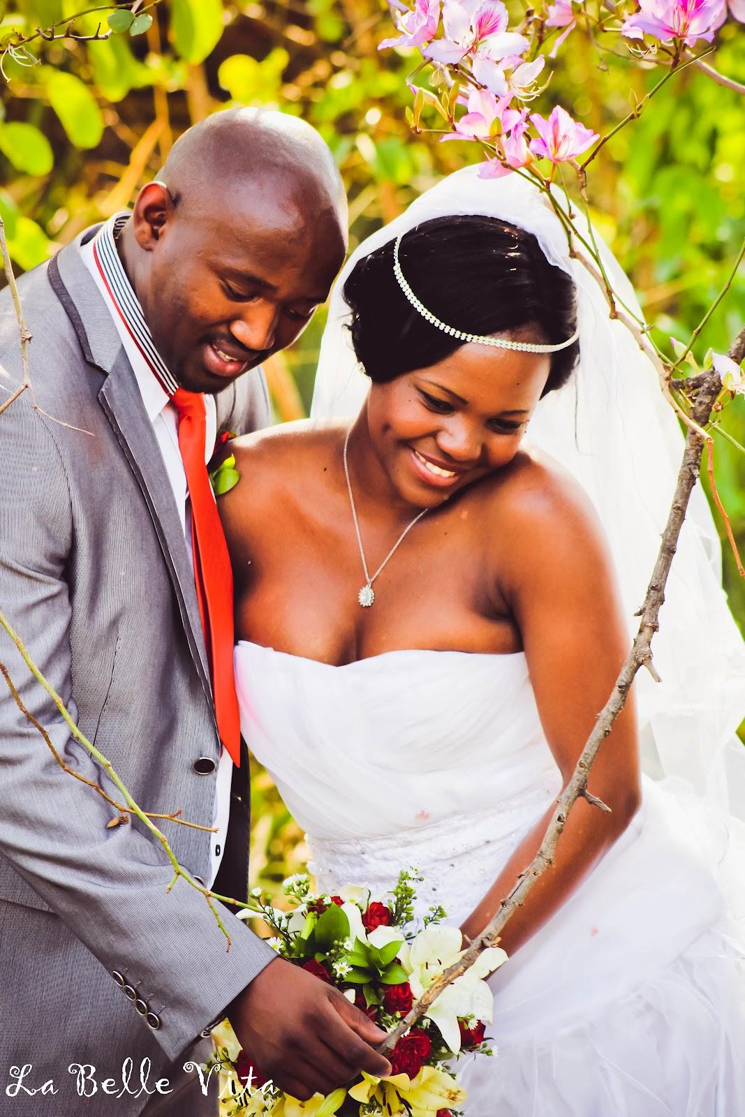 Aphiwe wedding