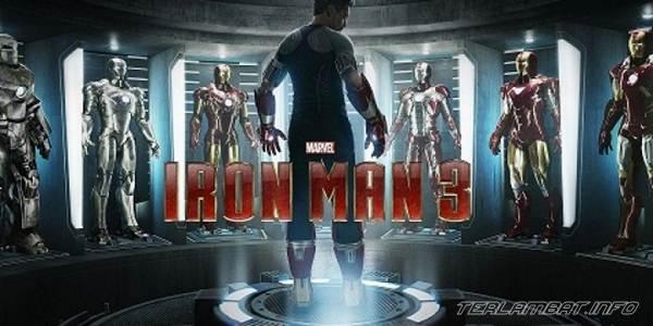Sinopsis Iron man 3