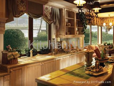 american country kitchen design