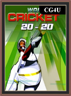 World Cup Cricket 20-20 Cover, Poster