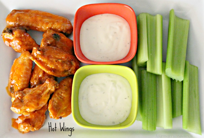 Recipe for Hot Wings