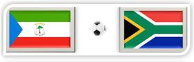 Equatorial Guinea, South Africa for AWC final