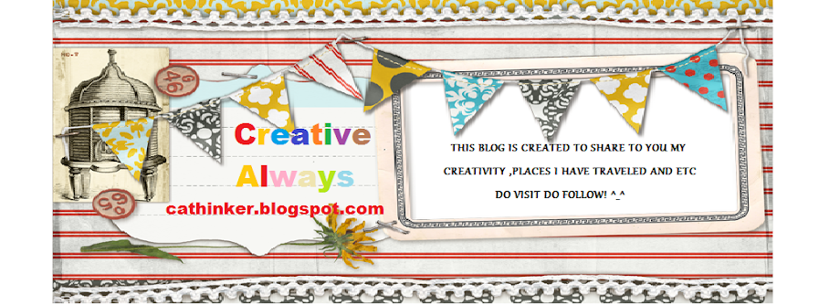 creative always projek folio seni tahun 2014