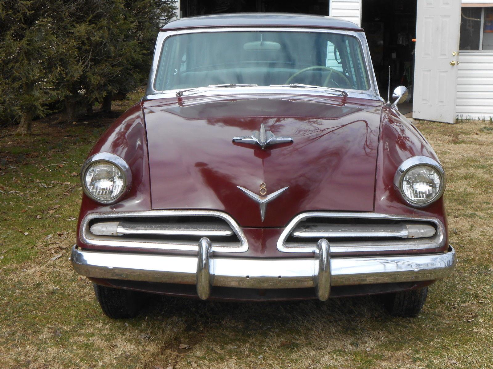 All american classic cars 1953 hudson hornet 2 door club coupe - All American Classic Cars 1953 Studebaker Commander Land