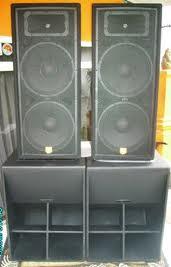 threeway & subb bas set