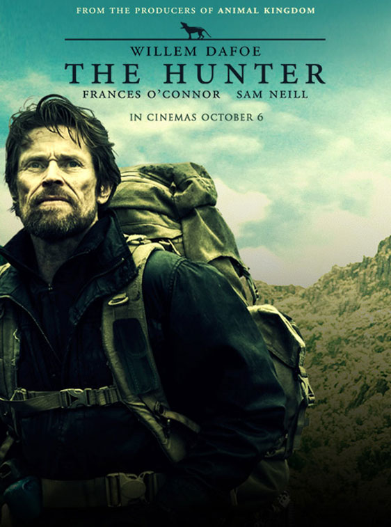 Review The Hunter (2011) Chrichtons World Review The Hunter 562x757 Movie-index.com