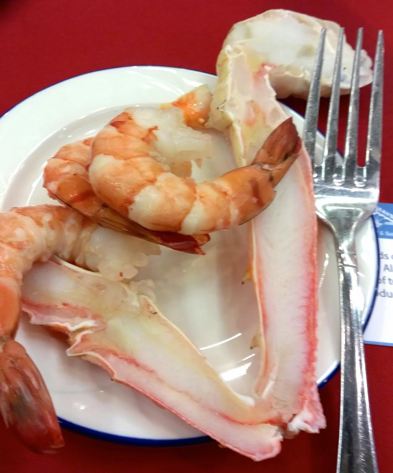 Great alaska seafood