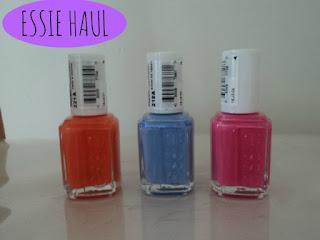 Essie Haul