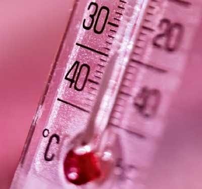 evite mudanças de temperatura