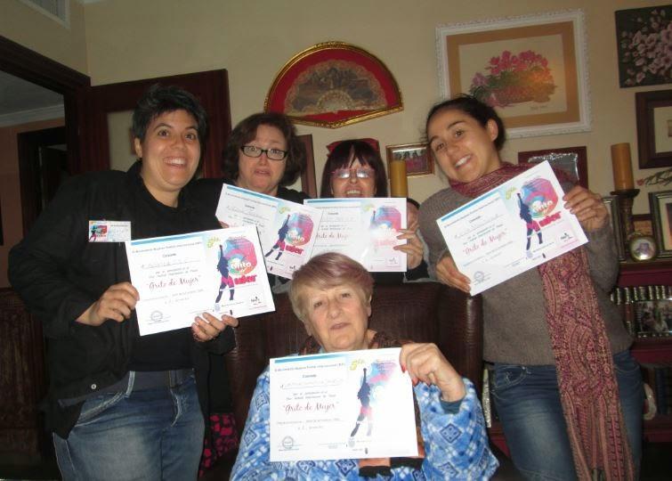 El equipo organizador, 5º Festival Grito de Mujer