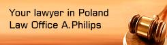 Rechtsanwaltskanzlei in Polen