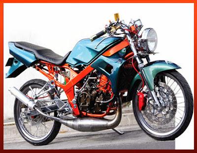 Modifikasi Kawasaki Ninja 150 R