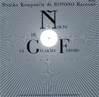 Haruomi Hosono: Nokto de la Galaksia Fervojo (Night on the Galactic Railroad)