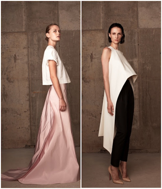 Rosie Assoulin Resort 2014, Top Five Designers to Watch at New York Fashion Week