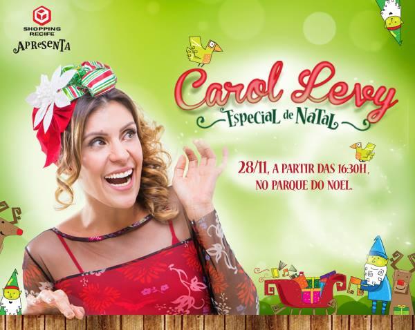 Carol Levy Especial de Natal