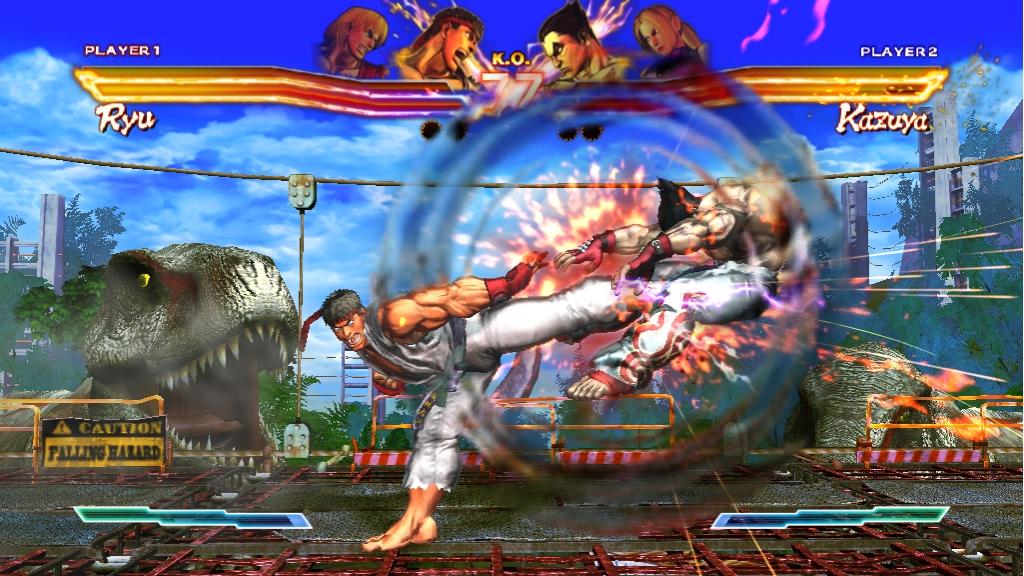 Street fighter vs tekken xbox 360