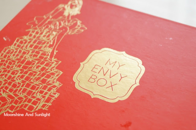 Second Batch Of My Envy Box 2015 review