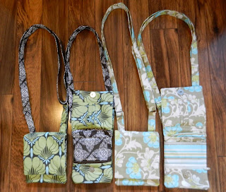 Roxanne's Travel Purses