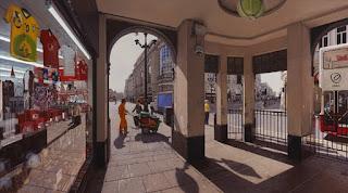 Vistas Urbanas y Arquitectonicas al Oleo