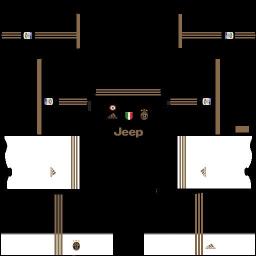 Uniformes para FTS 15 y Dream League Soccer: Kits/Uniformes Juventus ...