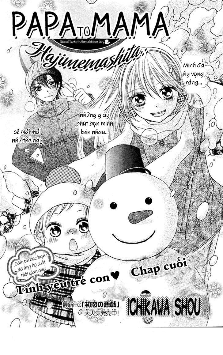 Papa to Mama Hajimemashita chap 3 - Trang 2
